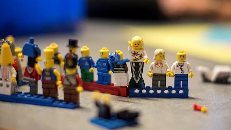 Lego leksaker Foto: Björn Larsson Rosvall/TT