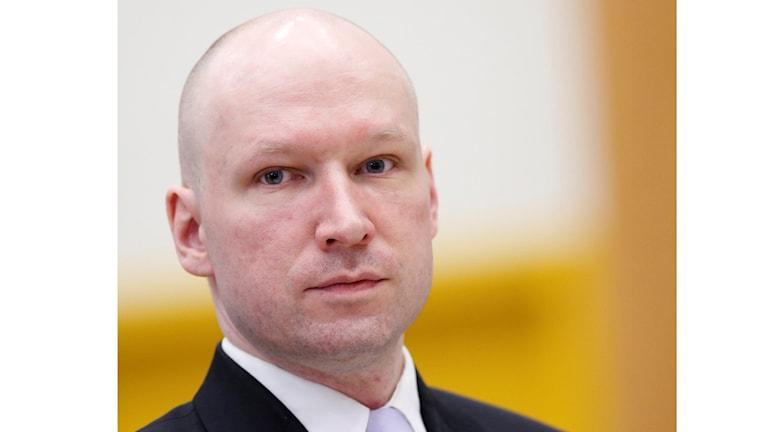 Anders Behring Breivik Foto: Ņserud, Lise