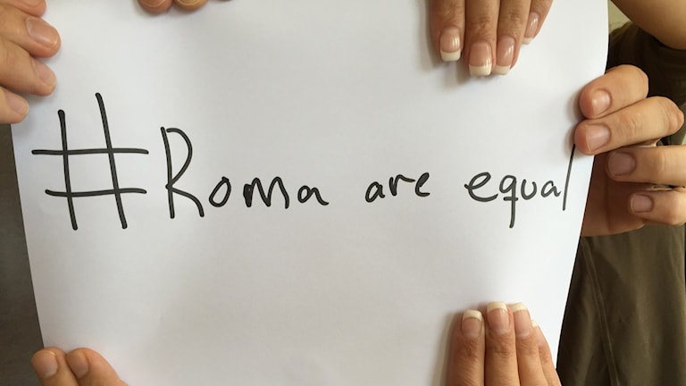 Vast inkren lil kusa texto #Roma are equal