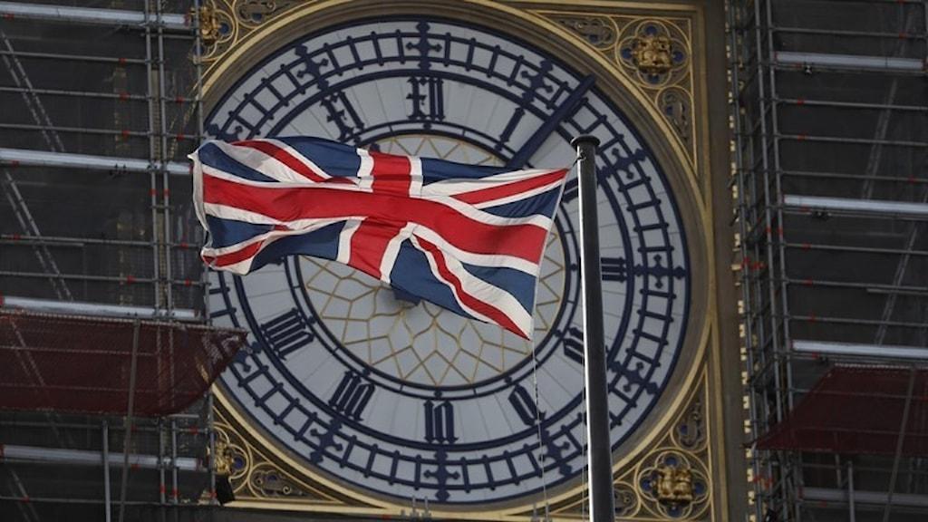 UD häver avrådan för resor till Storbritannien