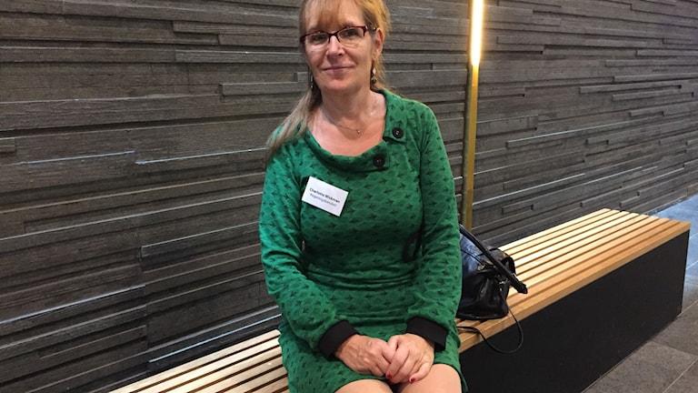 Charlotta Wickman, utredare Kulturdepartementet