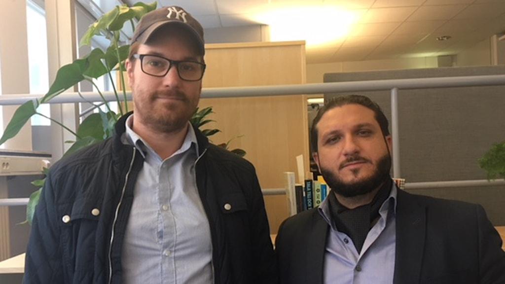 svensk romsk parti