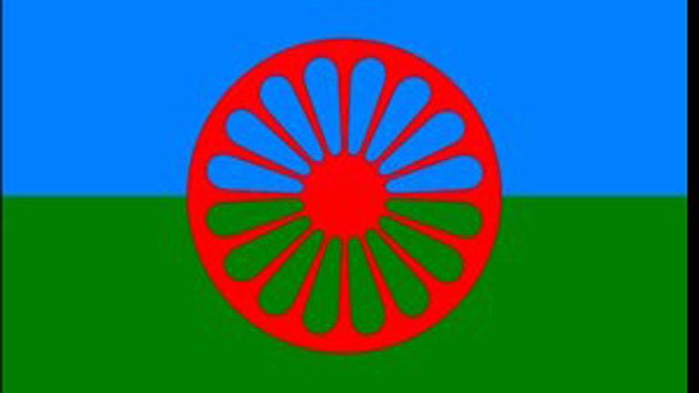 Romani flagga