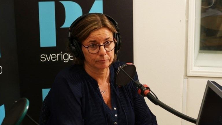 Isabella Lövin ando politichno avri pushipe