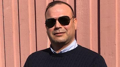 Arne Nyman  savo kerol buchi andi Bodaskolan ando Borås