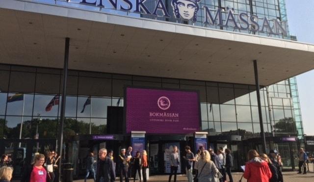 Bokmässan Göteborg 2016