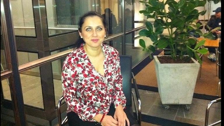 Marcela Kovacova aktivno pe romane puchimata ando Göteborg.