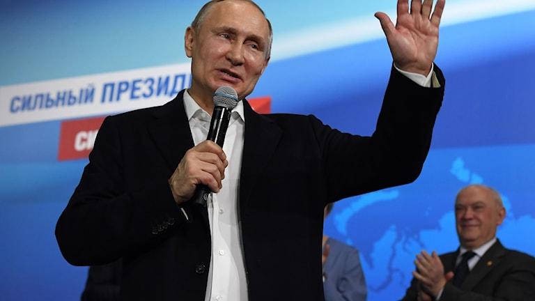 Putin njerisardas o alosaripe.