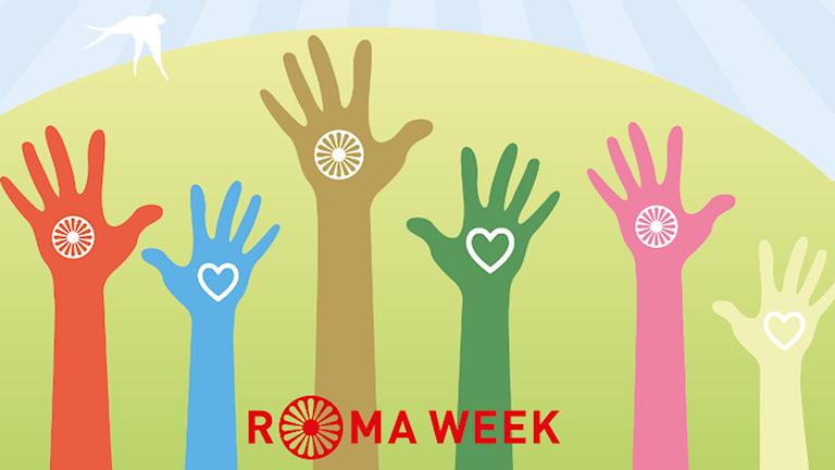EU Roma Week poster