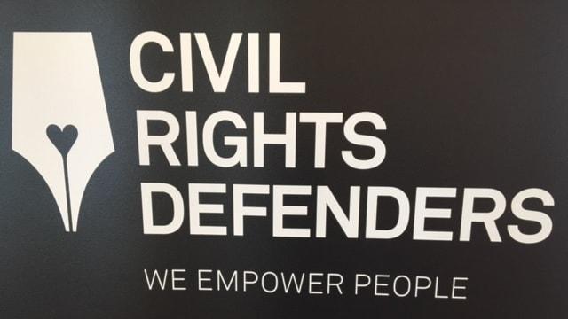 John Stauffer Civil Right Defenders