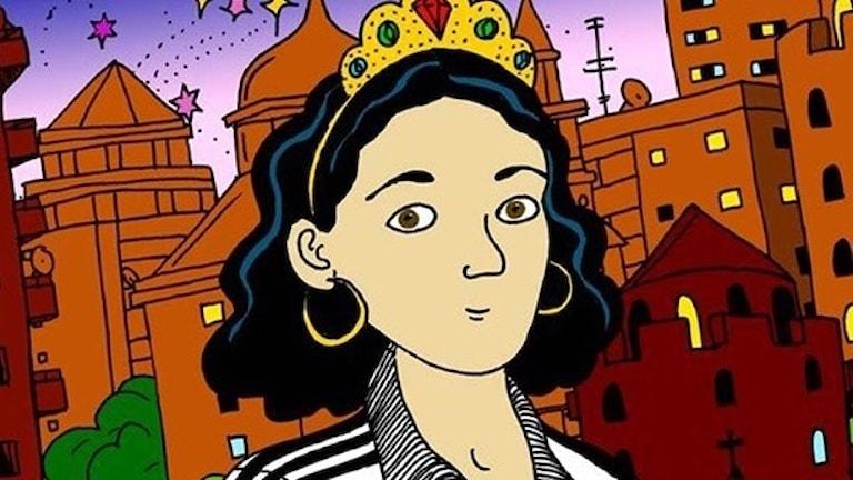 E Felicia si jekh moderno princesa.