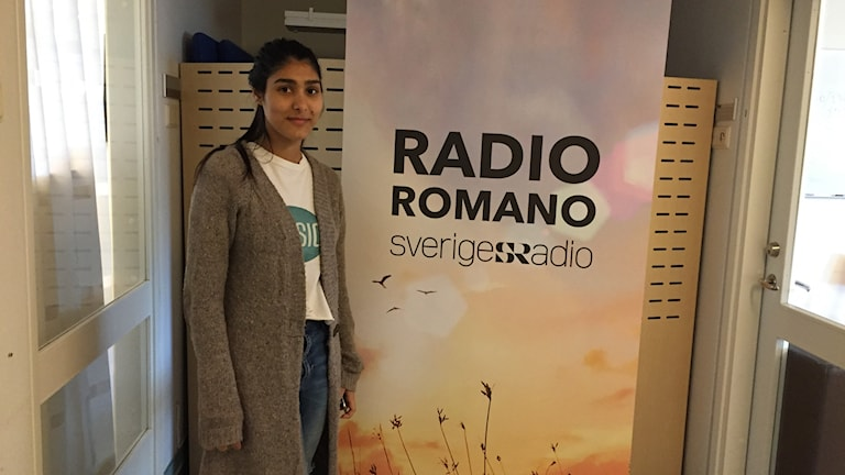 Izabela Tiberiade ando Radio Romano