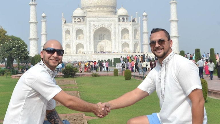 Sead Serifi thaj o Seferim Murina ando Indija