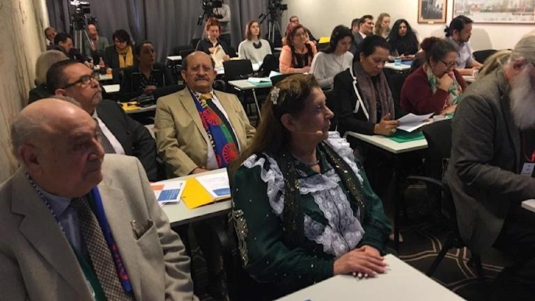 International Roma Womens Conference, Täby, Stockhom