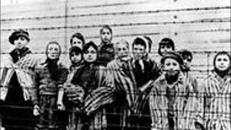 Chavora so sas po Holocaust: foto Scanpix