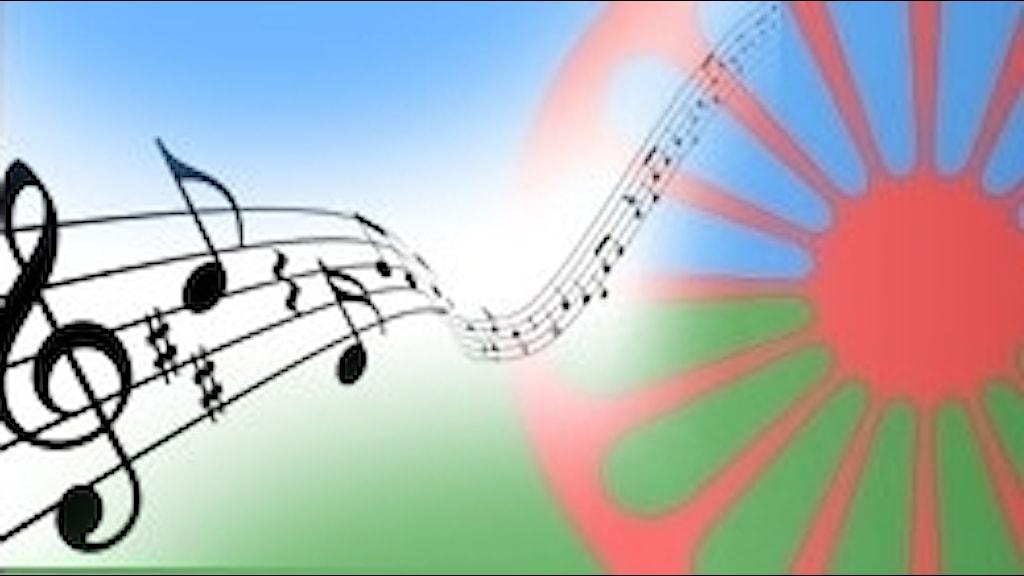 Romani musika ando adjesutno programo