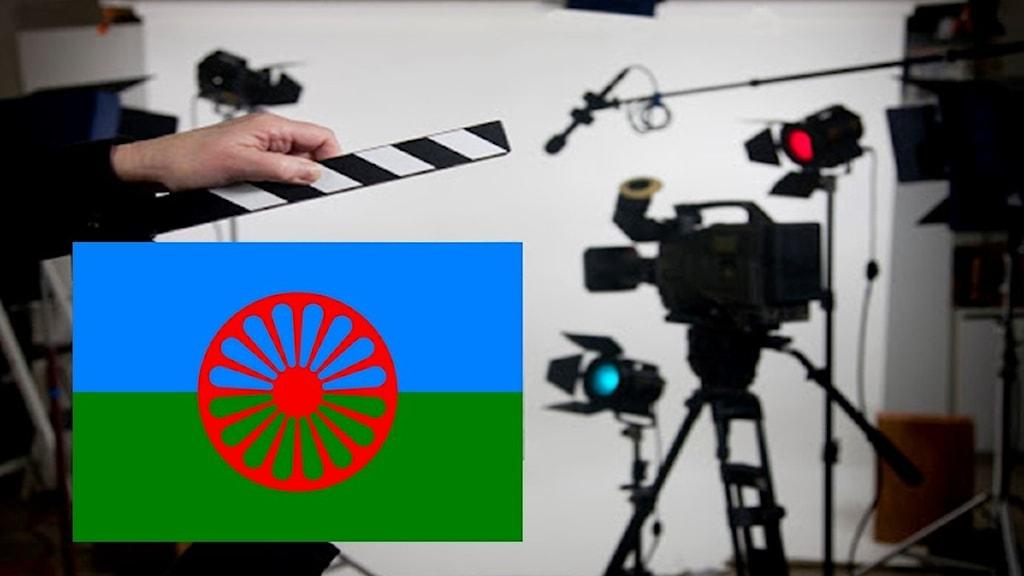 Vill du bli en romsk filmstjärna och vara med i en ny stor skandinavisk tv serie?