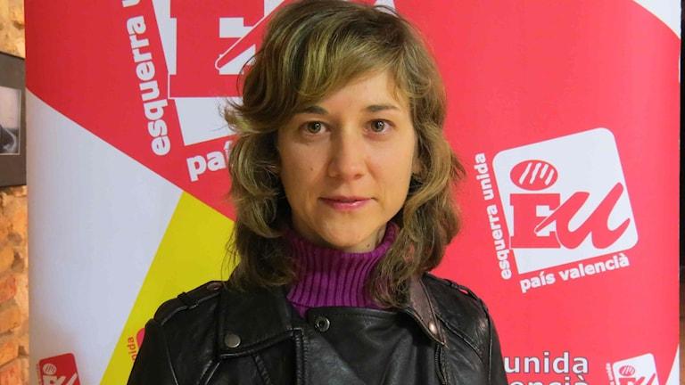 Marina Albiol anda Spania si representantka ando kongresso ando Europapako parlamento anda -o politicno partia Izquierda Unida
