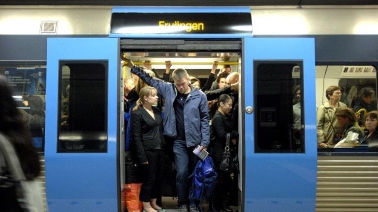 Oro för coronaträngsel i kollektivtrafiken i höst