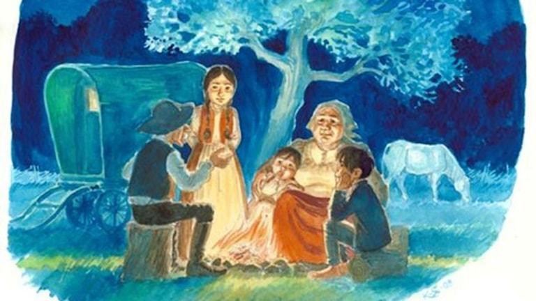 Romane paramichi si vazne ande Romani Kultura