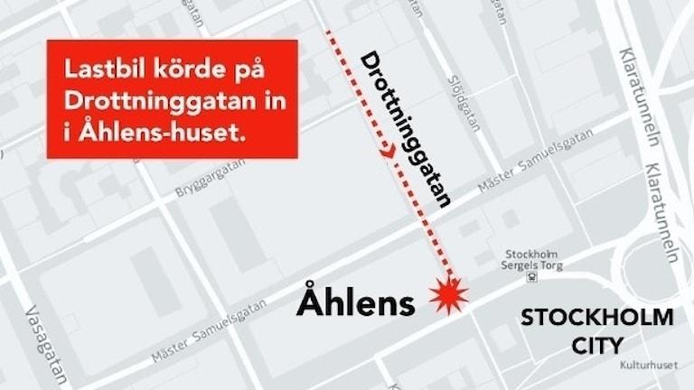 Centralno Stockholmo.