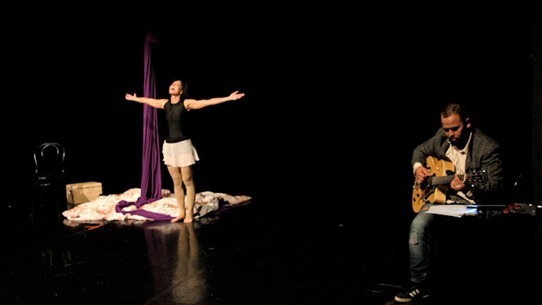 Romano teatro A zase jsme spali pindral