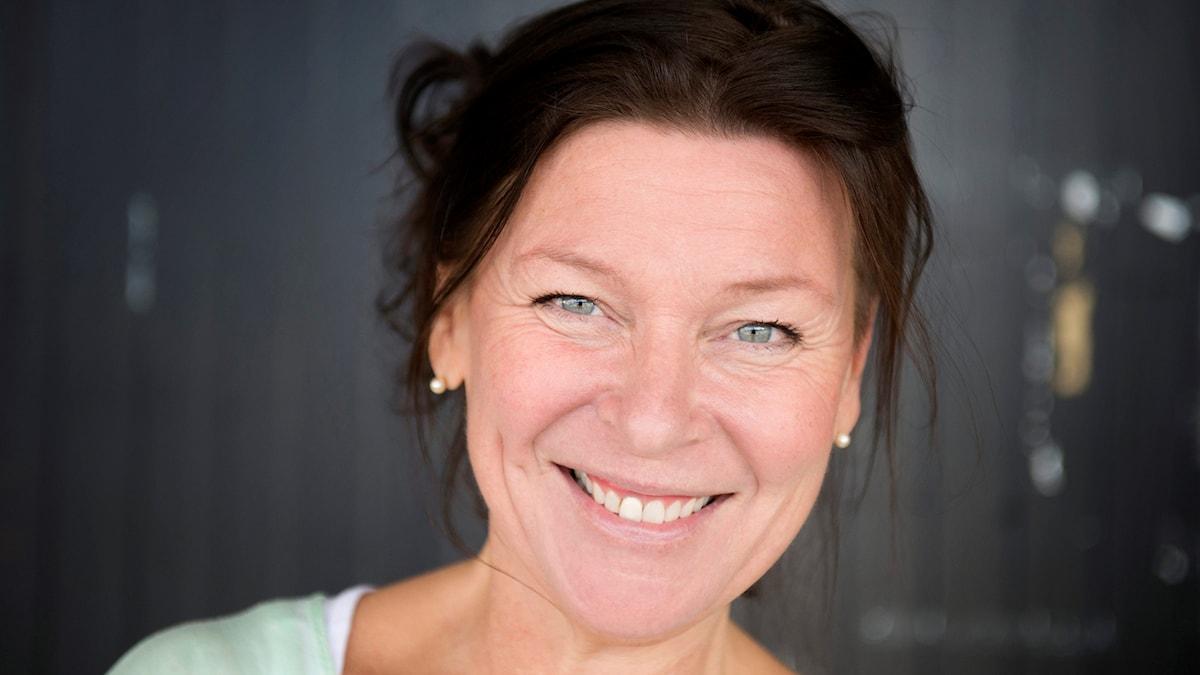 Lotta Engberg är dagens gäst i P4 Extra.