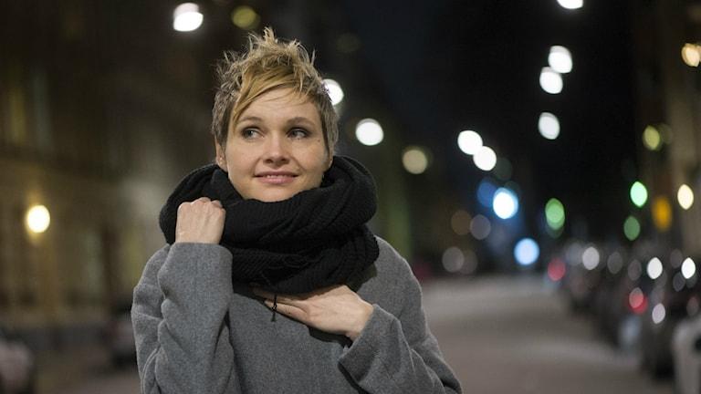 Serietecknaren Sara Granér