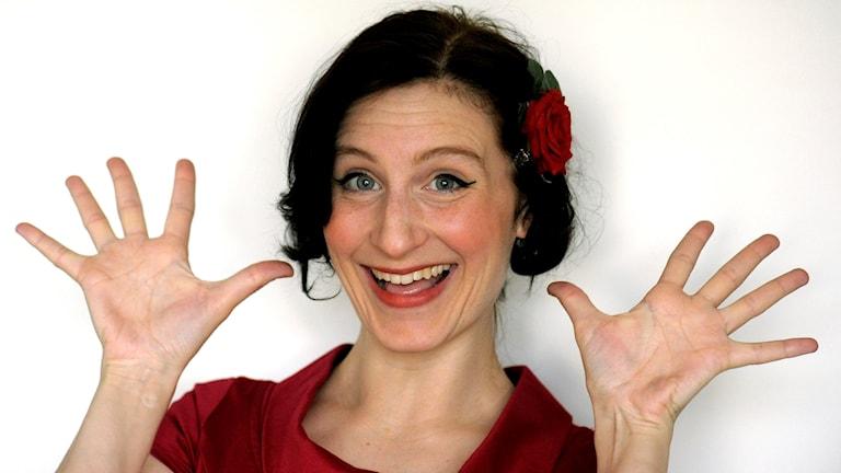 Sigrid Barany berättar om grunderna i köksfranska.