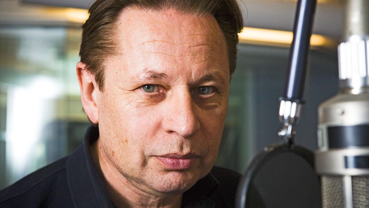 Reine Brynolfsson. Foto: Micke Grönberg/Sveriges Radio.