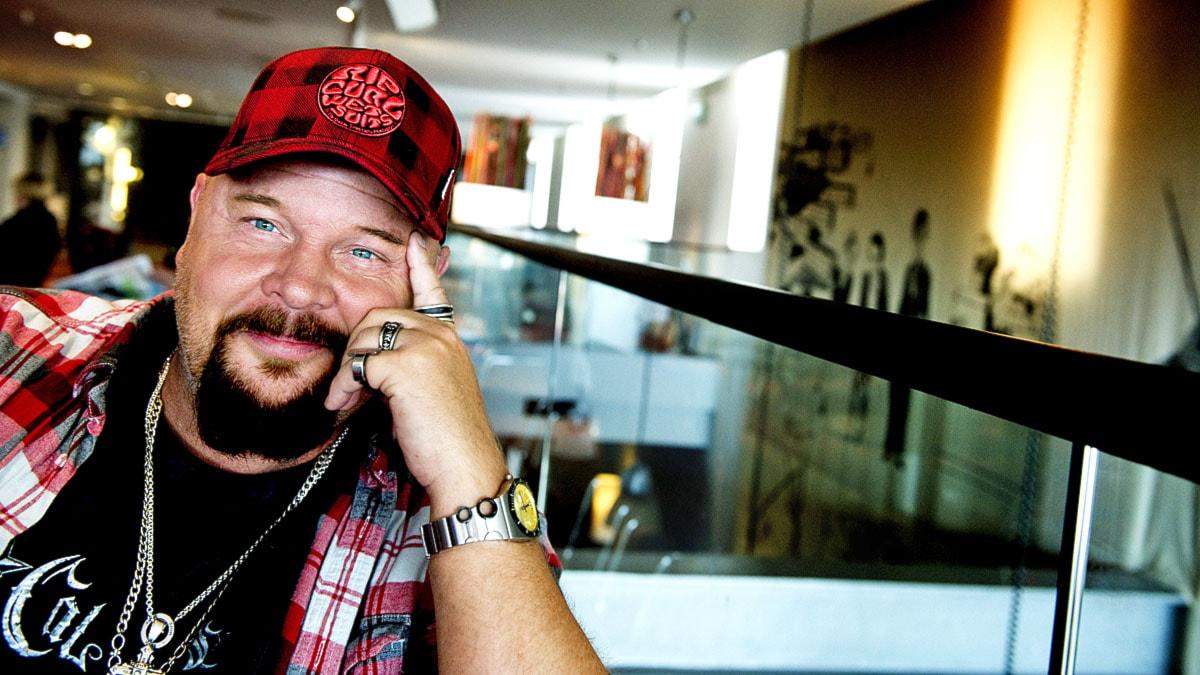 Anders Bagge, en av medlemmarna i juryn till TV4:s programserie Idol i Stockholm. Foto: Pontus Lundahl / Scanpix