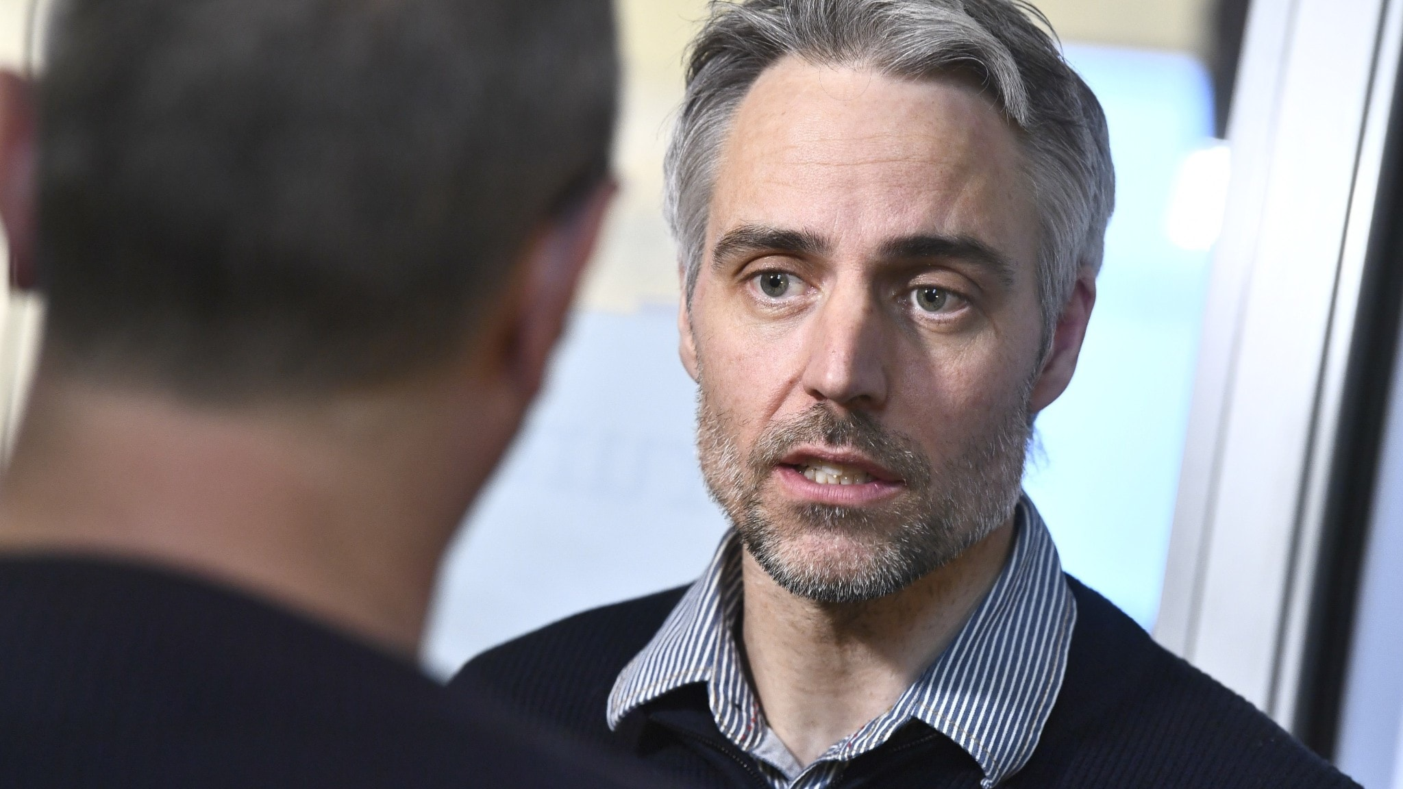 Statsepidemiolog Anders Wallensten.
