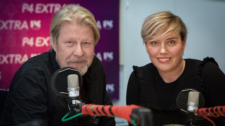 Rolf Lassgård och Ylva Lilja
