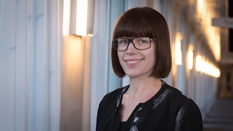 Josefin Modig. Foto: Åsa Stöckel/Sveriges Radio