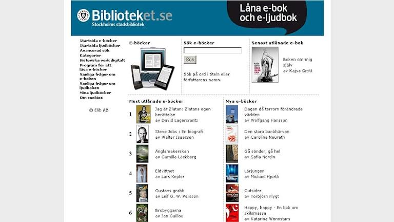 lättlästa böcker på nätet gratis