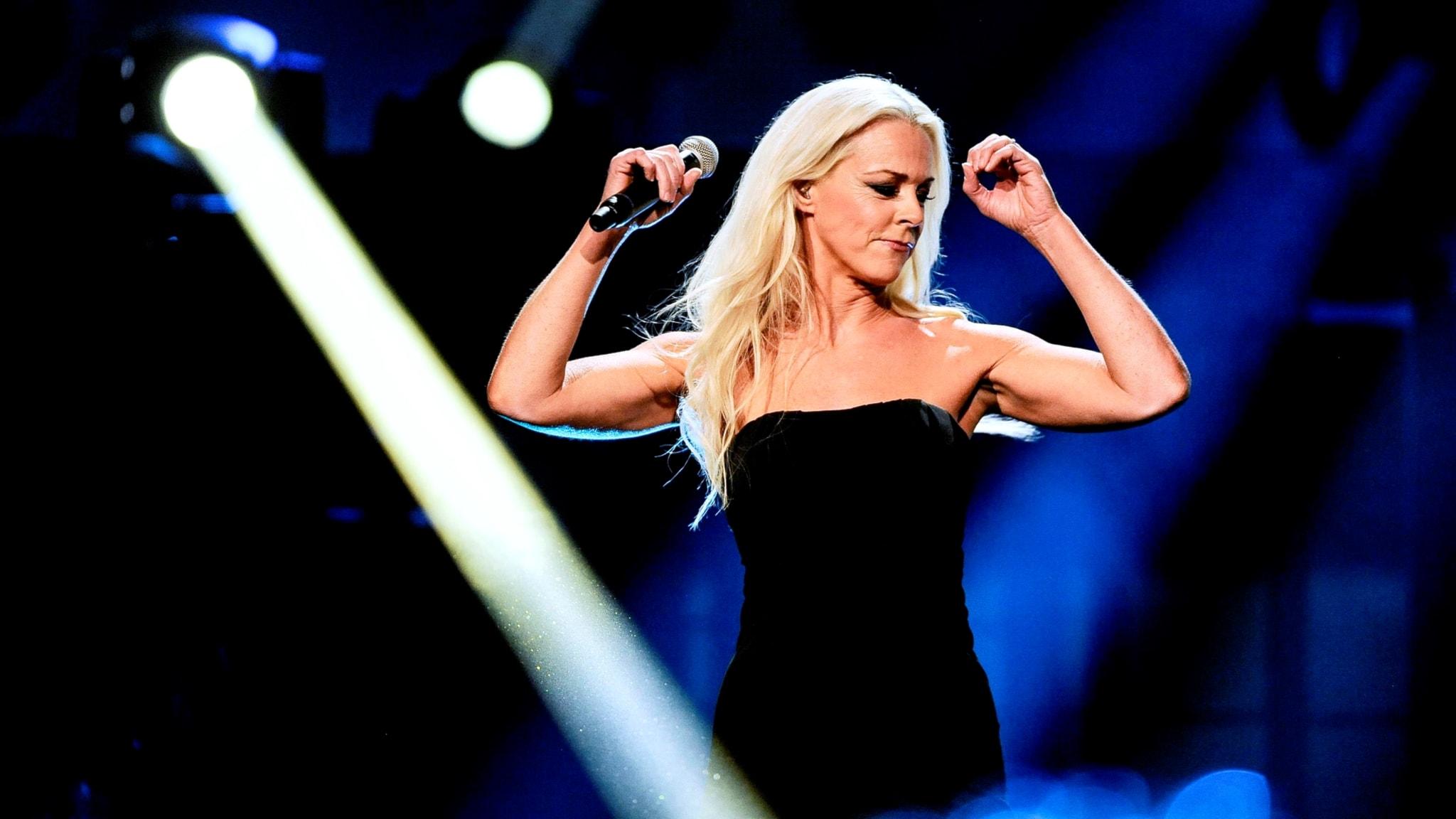Malena Ernman - stjärnan i musikalen