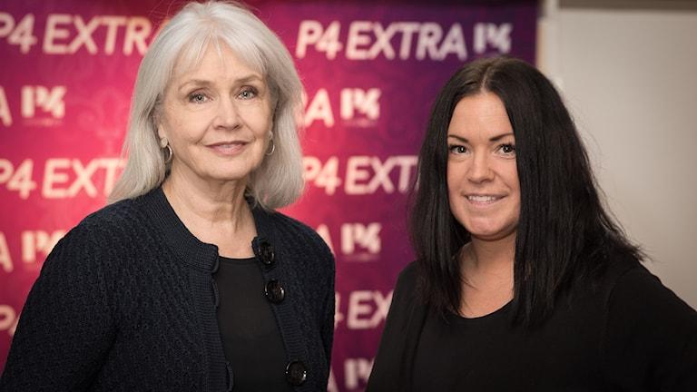 Marika Lindström och Martina Thun