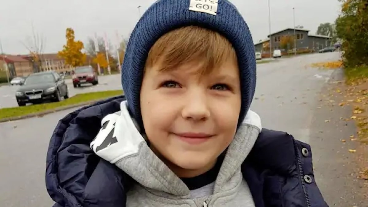 6-åriga Denis kan utvisas till ett barnhem i Ukraina.