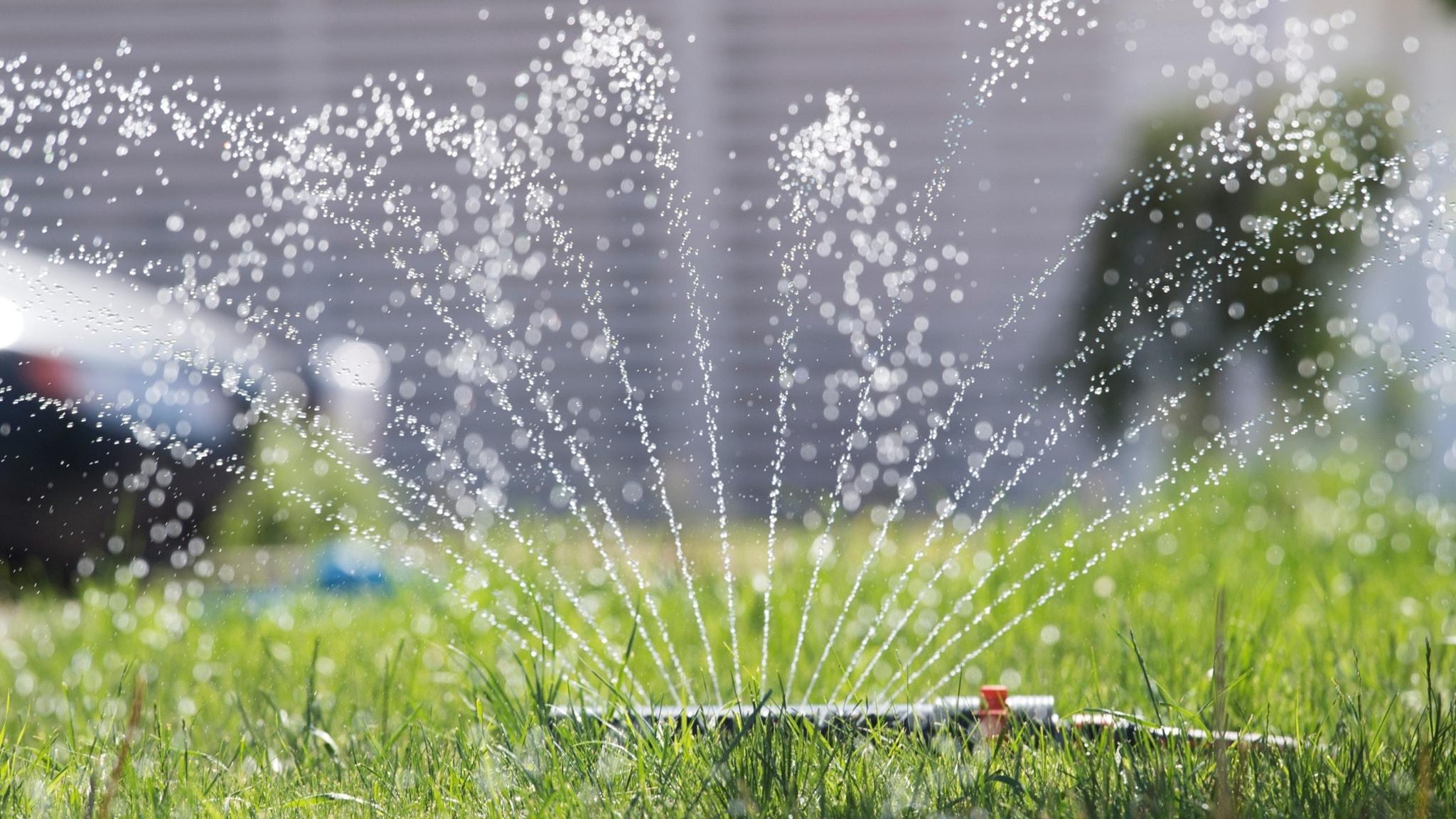 Allt fler kommuner varnar - Dags att spara på vattnet