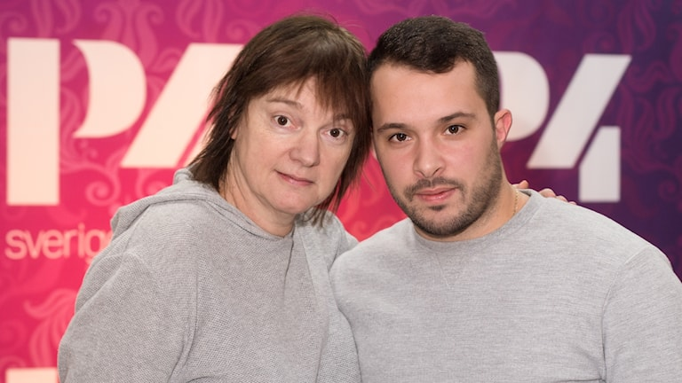 Georgios Karpathakis och Lotta Bromé