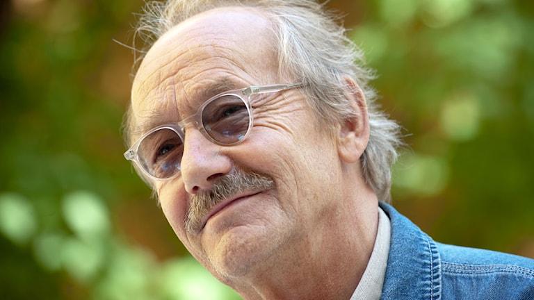 Skådespelaren Gösta Ekman är aktuell i en biografi skriven av Klas Gustafson. Boken heter 'Farbrorn som inte vill va' stor'. Foto: Henrik Montgomery / Scanpix