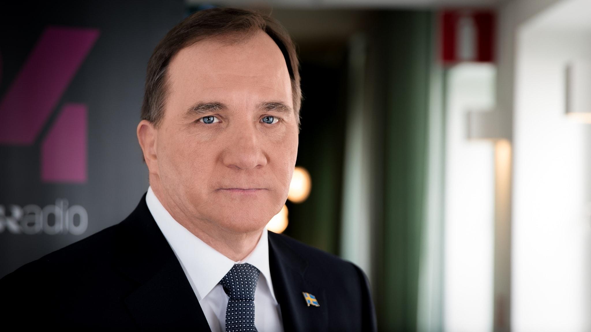 Stefan Löfven avgår som statsminister