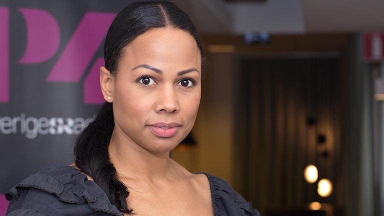 Alice Bah Kuhnke. Foto: Åsa Stöckel/Sveriges Radio