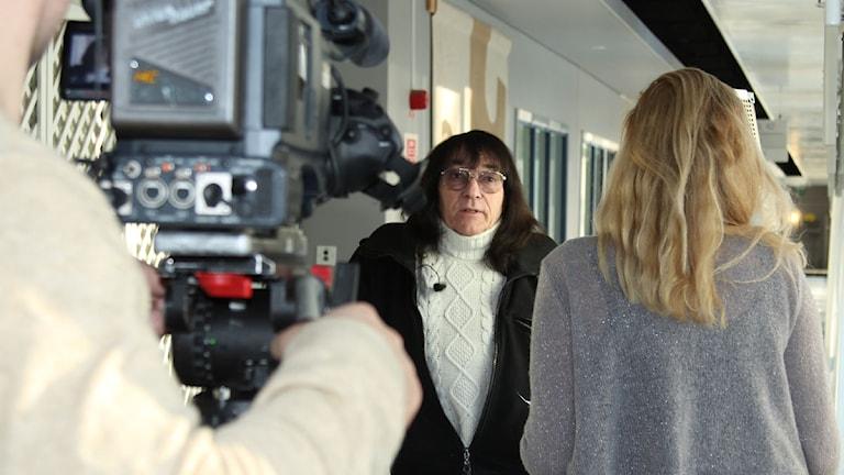 Svenne Hedlund. Foto: Åsa Stöckel/Sveriges Radio.