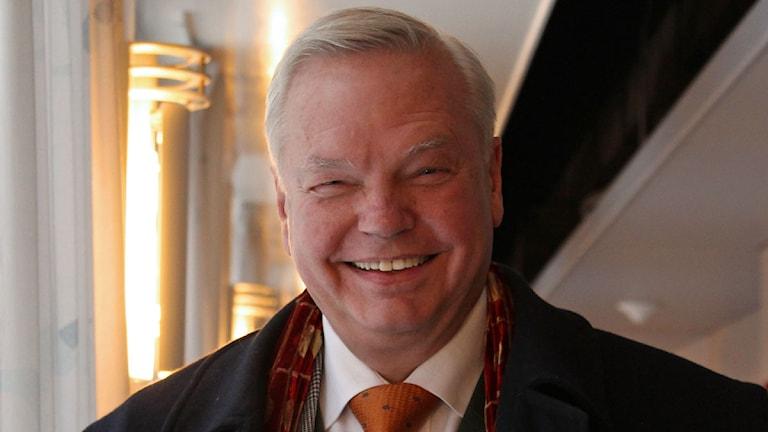 Carl Jan Granqvist. Foto: Åsa Stöckel/Sveriges Radio.