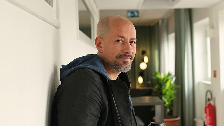 Tarik Saleh. Foto: Åsa Stöckel/Sveriges Radio