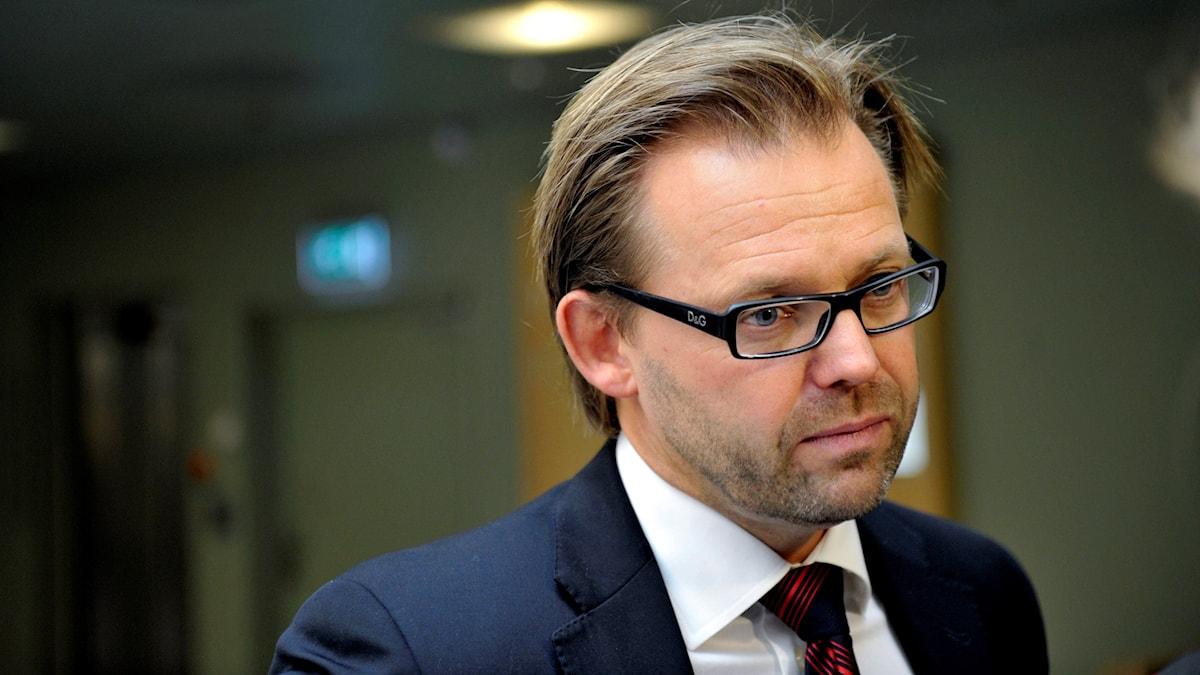 Dagens gäst är Björn Hurtig.