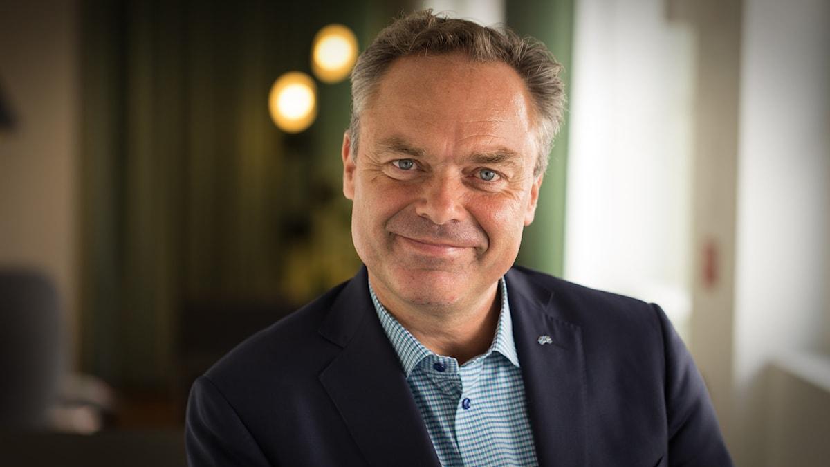 Jan Björklund. Foto: Åsa Stöckel/Sveriges Radio