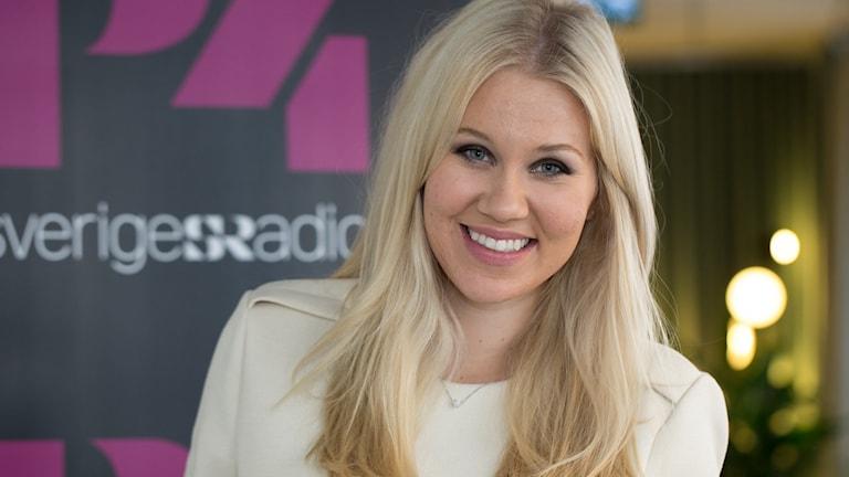 Isabella Löwengrip. Foto: Åsa Stöckel/Sveriges Radio