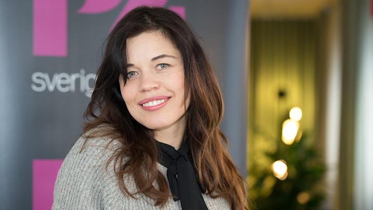 Lotta Lundgren. Foto: Åsa Stöckel/Sveriges Radio